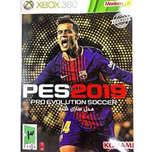 بازی PES2019 X-BOX مدل سازی شده |