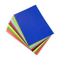 مقوا رنگی سایز 2434 (بسته 10 عددی)