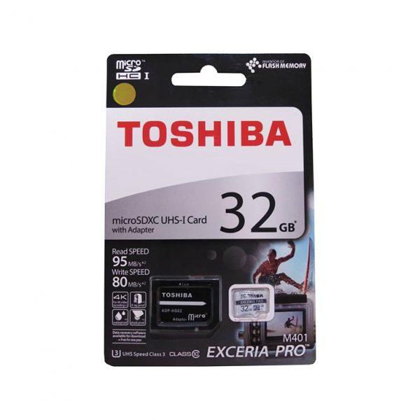 رم میکرو 32G TOSHIBA PRO 95MG