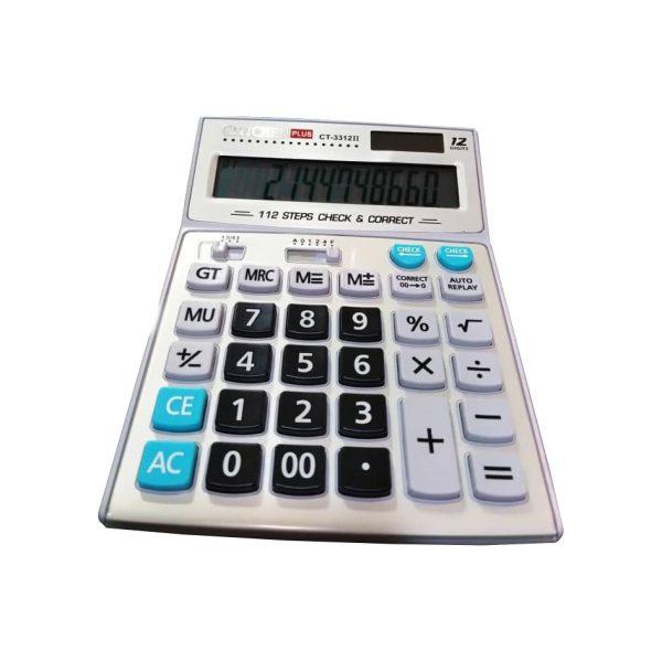 ماشین حساب مدل CT-3312II