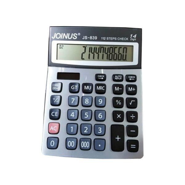 ماشین حساب مدل JOINUS JS-839
