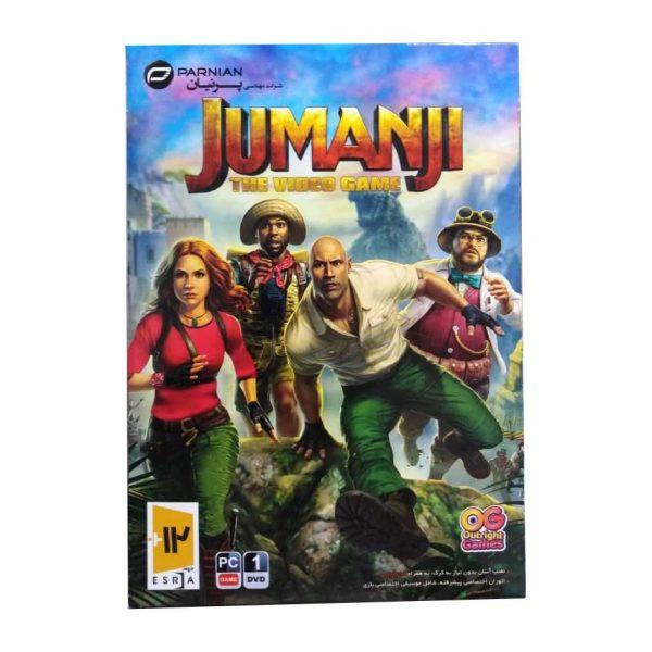 بازی JUMANJI The Video Game PC
