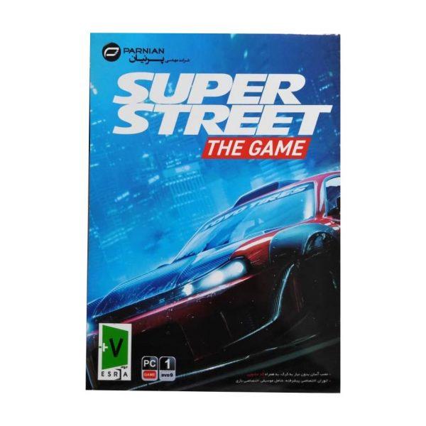 بازی SUPER STREET THE GAME PC