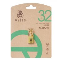 فلش 32G MARVEL QUEEN TECH