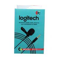 میکروفن یقه ای logitech مدل G115