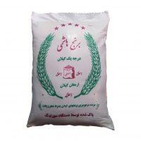 برنج هاشمی درجه 1 گیلان (بسته 10 کیلویی)