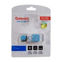 فلش 32G Galexbit wiper usb 2.0