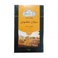 چای سیلان مخصوص احمد 100 گرمی