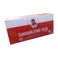 چای کیسه ای لفاف دار رویال شهرزاد بسته 25 عددی
