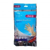 دستکش یک بار مصرف فریزری بادوک (100 عددی)
