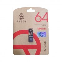 فلش 64G MARVEL QUEEN TECH