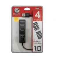 هاب چهار پورت XP USB 2.0 مدل H806D