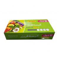 کیسه فریزر آسان مصرف بادوک (200 عددی)