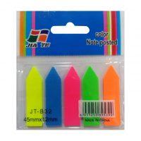 استیک نوت رنگی مدل JIA TE
