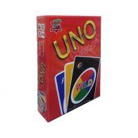بازی فکری کارتی اونو (128 کارتی)