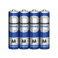باتری قلمی پاناسونیک مدل HYPER(بسته 4 عددی)