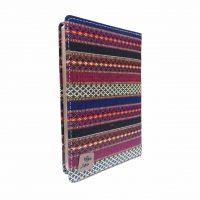دفترچه یادداشت 100 برگ دوکا طرح جاجیم سایز رقعی