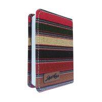 دفترچه یادداشت 100 برگ دوکا طرح جاجیم سایز 116