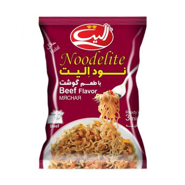نودالیت گوشت اليت بسته 75 گرمی