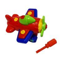 هواپیما اسباب بازی مدل تکتاز